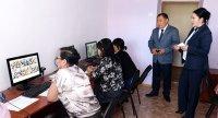 Глава Тувы посетил республиканский ситуационный центр по мониторингу за ЕГЭ-2015