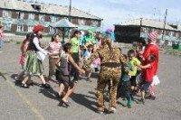 В Кызыле начинают работать дворовые мобильные площадки