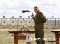 Силовики Тувы соревновались в стрельбе из боевого оружия