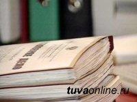 Два уголовных дела возбуждено в Туве по фактам лесных пожаров