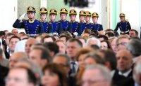 Президент провел ко Дню России торжественный прием