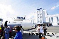 Развитие авиасообщения в Туве - заслуга Шолбана Кара-оола