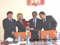 Древняя и современная столицы Тувы подписали соглашение о сотрудничестве