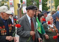 В Туве почтили память погибших в Великой Отечественной войне