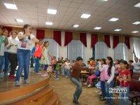 Детский лагерь при школе № 3 г. Кызыла. Лето начинается с улыбки