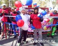 Кызыл: Училище чемпионов