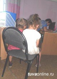 Правобережный район Кызыла: детей пришлось изъять из семьи