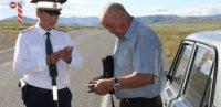 Глава Тувы и министр внутренних дел республики приступают к восстановлению стационарных постов ДПС