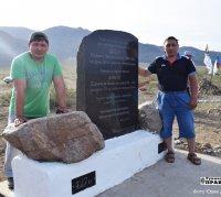 Камень в 427 кг, который поднимали древние силачи Тувы, не поддался