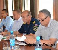 Кызыл: Городской пляж не вмещает всех желающих