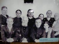 Тува. Дочь командира легендарного минометного расчета представила журналистам и историкам родословную Шумовых
