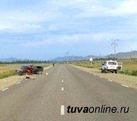 В Туве в очередном ДТП пострадал четырехлетний ребенок
