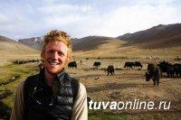 Британский путешественник отправился из Кызыла, центра Азии, в путешествие длиною 10000 км - до мыса Дежнева