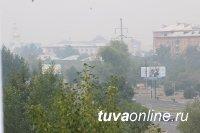 Уровень задымленности в Кызыле не превышает норму
