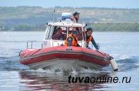 Тува: на Саяно-Шушенском водохранилище проводятся поисковые работы