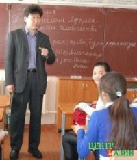 В школах Кызыла работают 167 педагогов-мужчин