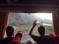 МузЭнергоТур: Автобус по маршруту Дубна-Кызыл-Владивосток