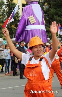 Глава Тувы поздравил тружеников и ветеранов строительного комплекса с профессиональным праздником