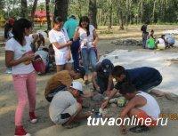 В Туве Международная экологическая школа собрала 45 школьников