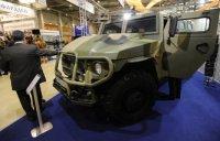 Горная мотострелковая бригада ЦВО в Туве получила 30 модернизированных бронеавтомобилей специального назначения