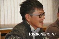 Лидер Союза молодежи Тувы прошел стажировку в Росмолодежи