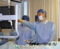В Региональном сосудистом центре Тувы внедрен новый вид высокотехнологичной медицинской помощи