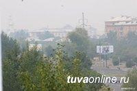 В Кызыле допустимая норма концентрации вредных веществ в воздухе не превышена