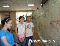 Более 100студентов профильных учебных заведений прошли производственную практику в Тываэнерго