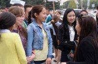 Глава Тувы поздравил студентов госуниверситета с началом нового учебного года