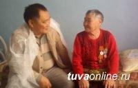 Глава Тувы сегодня в Улуг-Хемском районе проверяет соцучреждения и ход кормозаготовительных работ