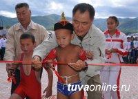 В тувинском селе Бай-Хаак открылся новый физкультурно-оздоровительный комплекс