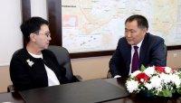 В Туве с очередным рабочим визитом находится депутат Госдумы РФ Лариса Шойгу