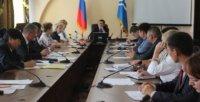 Министр финансов Тувы провел встречу с руководством Восточно-Сибирского отделения Сбербанка РФ