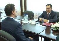 Глава Тувы и начальник Сибирского таможенного управления договорились о взаимодействии в интересах развития экономики региона