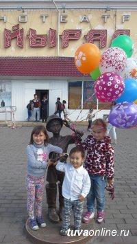 В Кызыле подведены итоги конкурса «Лучшая фотография с мальчиком-шахтером»