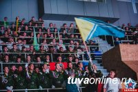 """Команда """"Спецназ"""" из Тувы достойно выступила в финале Всероссийской игры """"Зарница"""""""