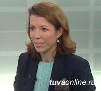 Член Общественной палаты РФ Вероника Крашенинникова приедет в Туву на международный форум «Интеллектуальное золото Евразии»