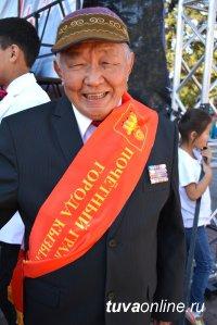 Нового Почетного гражданина Кызыла чествовали в День Города