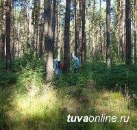 В Тоджинском районе Тувы пропали два человека