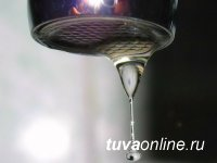 В отдельных районах Кызыла в связи с ремонтными работами 22 сентября будет ограничена подача холодной воды