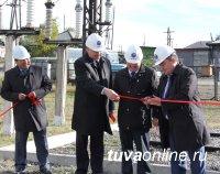 В Кызыле введен в действие новый трансформатор мощностью 16 мегаватт