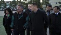 В Туве с рабочим визитом находятся члены Комитета по обороне безопасности Совета Федерации под руководством Виктора Озерова