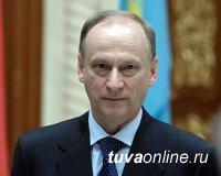 Глава Тувы 6 октября примет участие в выездном совещании Секретаря Совета Безопасности РФ