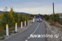 Сотрудники ГИБДД на велодорожке в Кызыле привлекли к административной ответственности 45 автолюбителей
