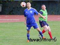 Команда Тувы в упорной борьбе со счетом 3:2 уступила в матче за 3-е место на Кубке Федерации по футболу