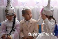 Глава Тувы Шолбан Кара-оол сдержал слово: построен детсад для детей молодых чабанов села Шекпээр