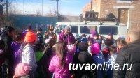 Центр тувинской культуры провел детские конкурсы на знание тувинских традиций и игр в районе Правобережных дач Кызыла