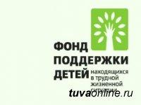 Инновационные социальные программы Тувы удостоены грантов Фонда поддержки детей, находящихся в трудной жизненной ситуации