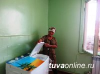 """В Кызыле в рамках """"Социального десанта"""" объявлен сбор вещей для лиц БОМЖ, проводится их медицинское обследование"""