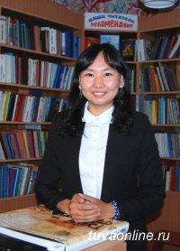 Книги, спорт и наука - спутники Нади Монгуш